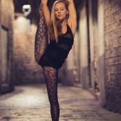 Bdance contorsionista