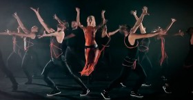 Bailarins videoclips ball