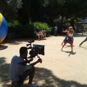 Bailarines para videoclips