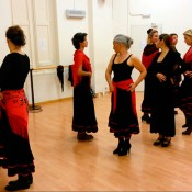 Bdance - Sevillana dance workshop