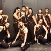 Bailarines videoclips barcelona