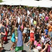 Ensayo Flashmob Gran Canaria