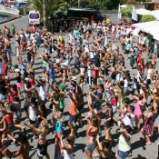 Flashmobs en Barcelona
