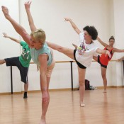 Lyrical jazz class Barcelona