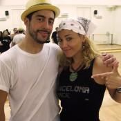 Yaman (Madonna) et Wendy