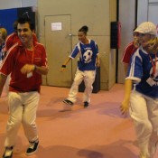 Bailarines para ferias Barcelona