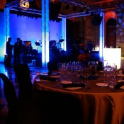sound and light for events