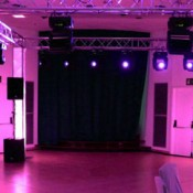 equipment sound and light bdance