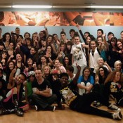 Masterclass with Lady Gaga's dancers