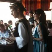 Romanes actores en disfressa