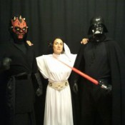 Star wars party Barcelona
