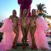 Bdance Cabaret bailarines