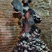 Estatua Flamenco