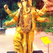 Estatua Ganesh