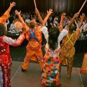 Espectáculo danza africana