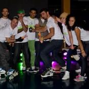 Bailarines eventos de empresa
