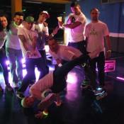 Show de bailarines Marionnaud