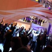 Bdance Flashmob Feria Barcelona