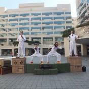 Bailarines para Nokia Siemens