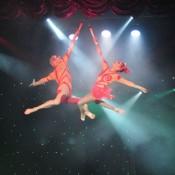 Danza con tela Barcelona