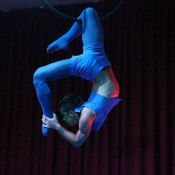 Baile vertical show Barcelona