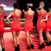 Bailarinas eventos empresa Barcelona