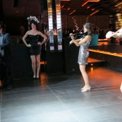 Show electric violin Barcelona