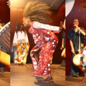 Danse africaine spectacle Barcelone