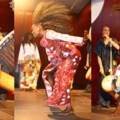 Danza africana para espectáculos Bdance