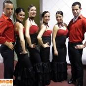 Dancers flamenco Barcelona