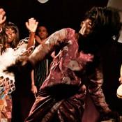 Bailarines danza africa Barcelona