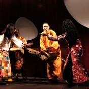 Danse africaine pour événement Barcelone
