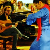 Flamenco Live show for events in Barcelone