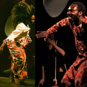 Espectacle de dansa africana
