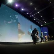 Citrix espectáculo con bailarines