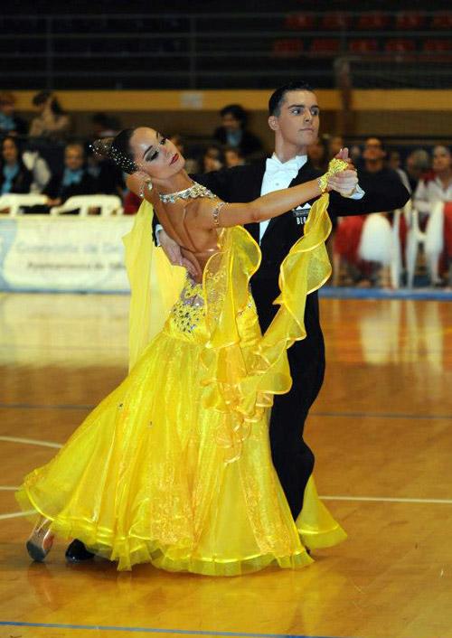 Baile de bachata - 4 1