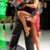 Show of tango for events