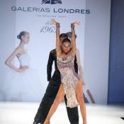 Show de baile para desfiles de moda