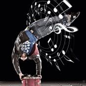 Breakdancers hip-hop Barcelona