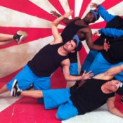 Breakdancers Barcelona