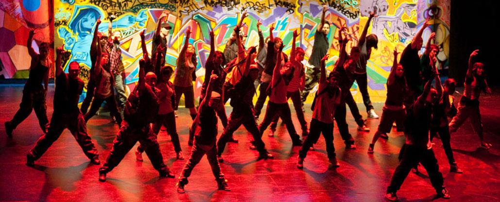Hip Hop & Breakdance Shows BarcelonaB-Dance