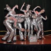 show robots baile de salón