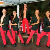 dancers for cabaret events