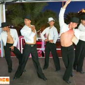 Dancers for show