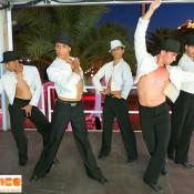 Danseurs pour spectacle cabaret