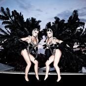 Bdance glamour cabaret acts