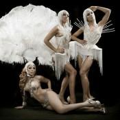 Bdance glamour bailarines