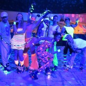 Rollerskate parties for event