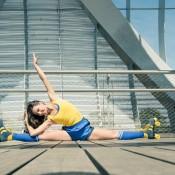 Rollerdancers pour événements Barcelone