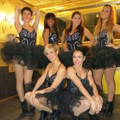 B-Dance girls Barcelona